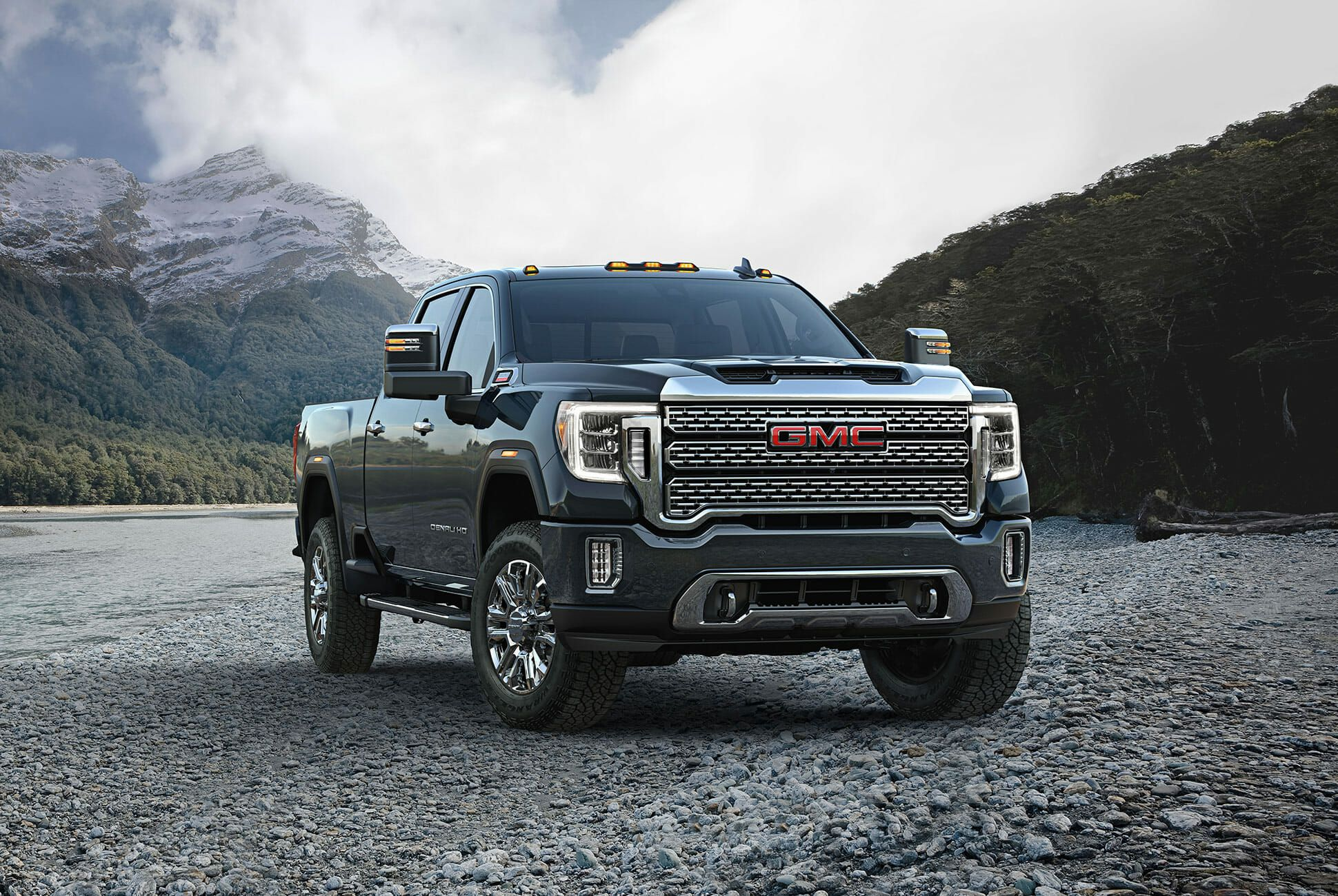 Gmc Terrain 2020 Review.2020 Gmc Sierra Hd Review The Classy Tow Truck Gear Patrol