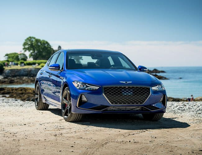 Why You Should Care About the 2020 Genesis G70