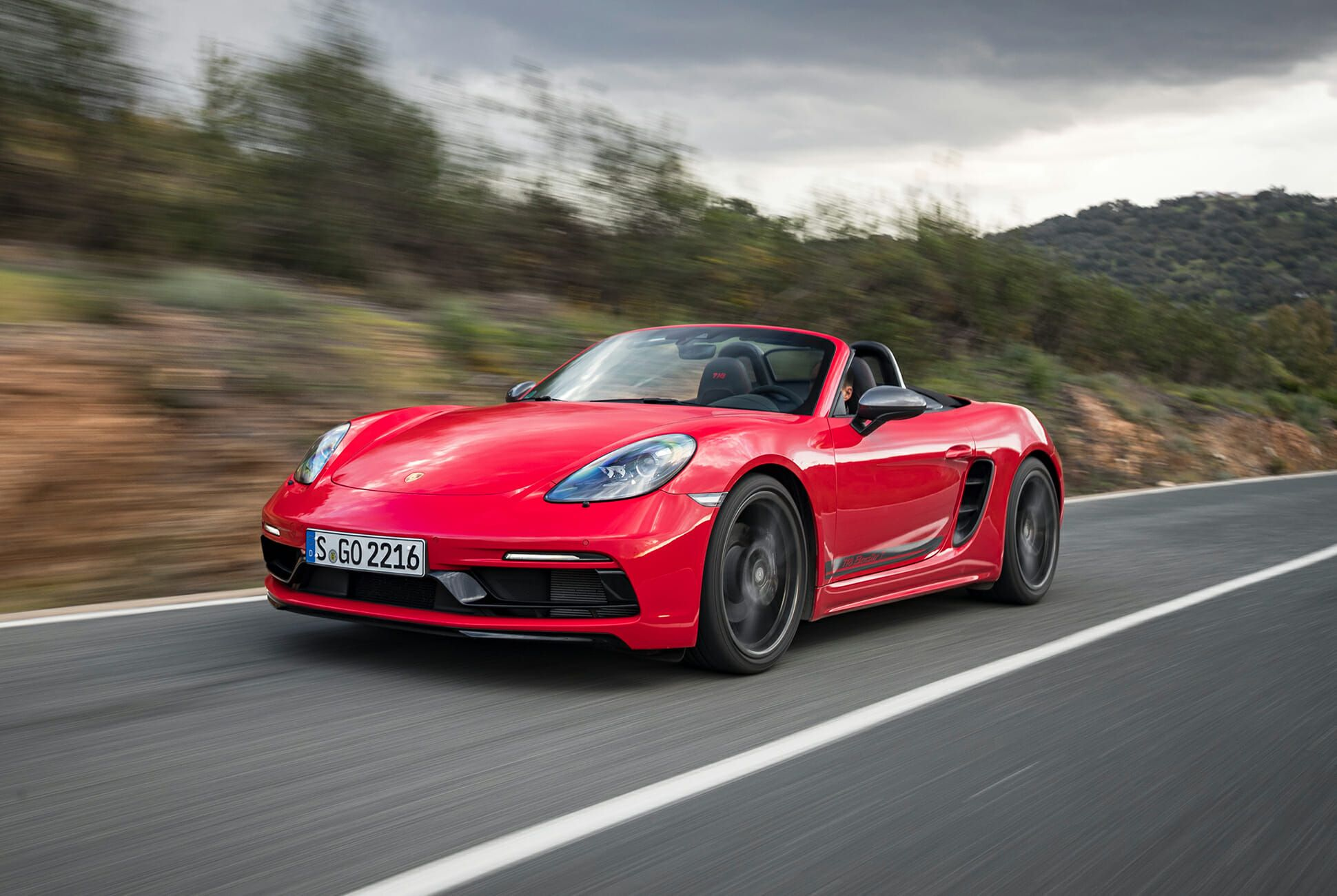 Porsche Just Revealed The Perfect 718 Cayman And Boxster