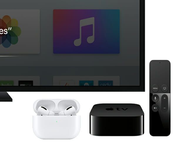 How to Connect AirPods to Your Apple TV