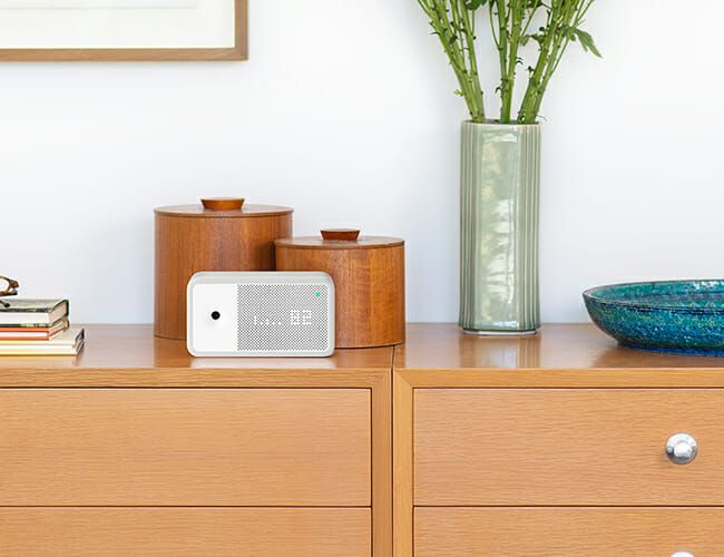 This Indoor Air Quality Monitor Is a No-Brainer Upgrade for a Healthier Home