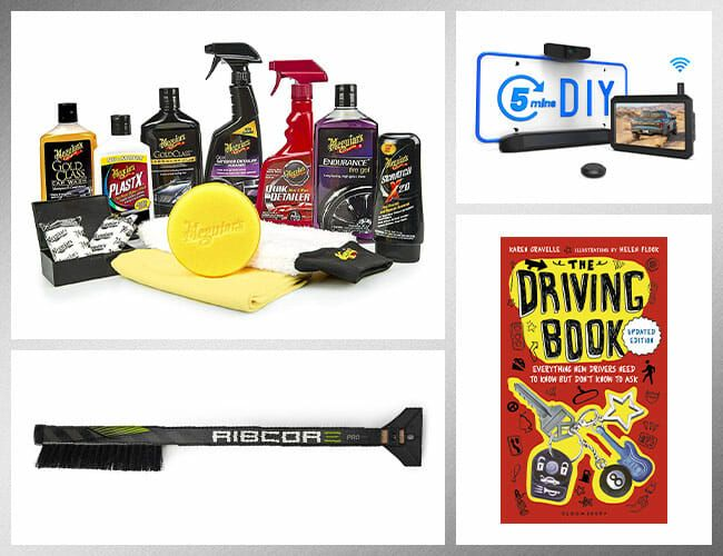 The Best Gifts for a New Driver