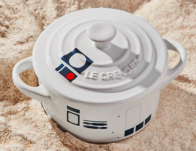 Today's Best Deals: The Le Creuset x Star Wars Collaboration, a Discount on Herman Miller Furniture & More