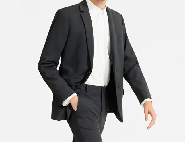 Everlane's New $300 Suit Looks Like a $1,000 Suit
