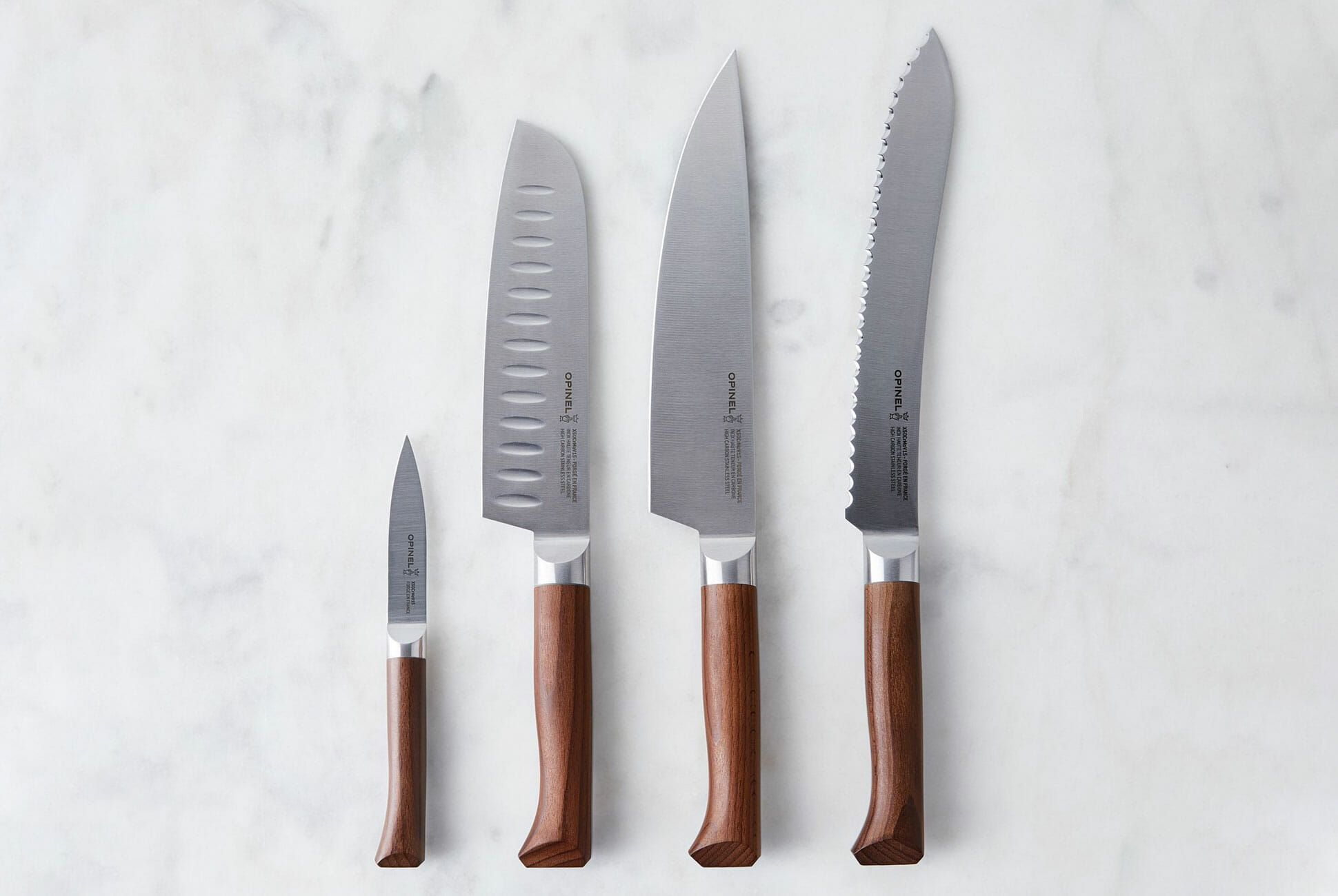 These Gift-Worthy Kitchen Knives Were Made By a Famous ...