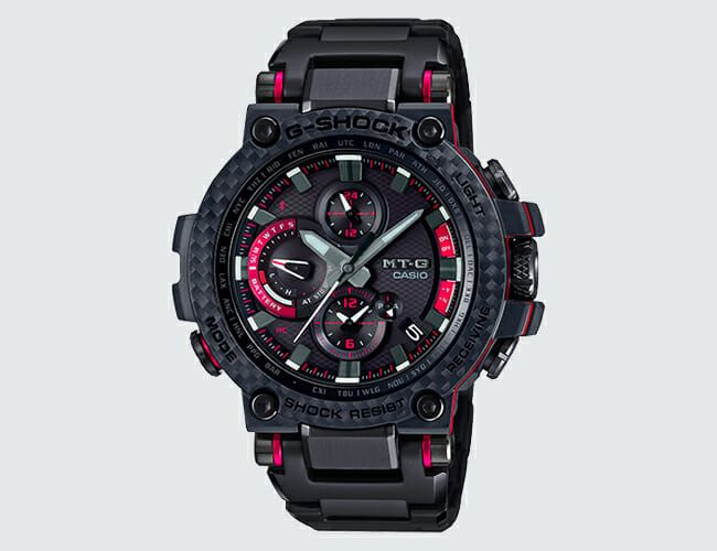 This Sleek New G-Shock Is Chock Full of Premium Features