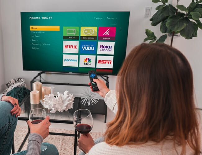 This Affordable 4K TV Will Save You Money on Speakers, Too
