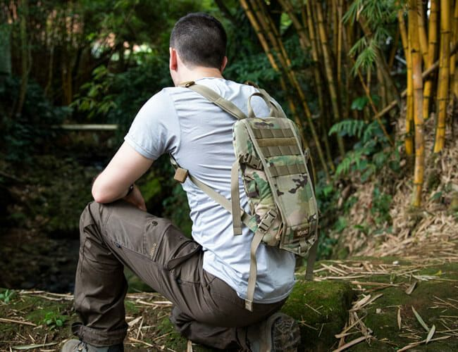 These Are Three of the Best Hydration Packs On the Market for Trekking, Hiking and Military Use