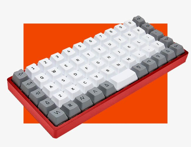 How This Weird Little Keyboard Is Making Me Better at Typing