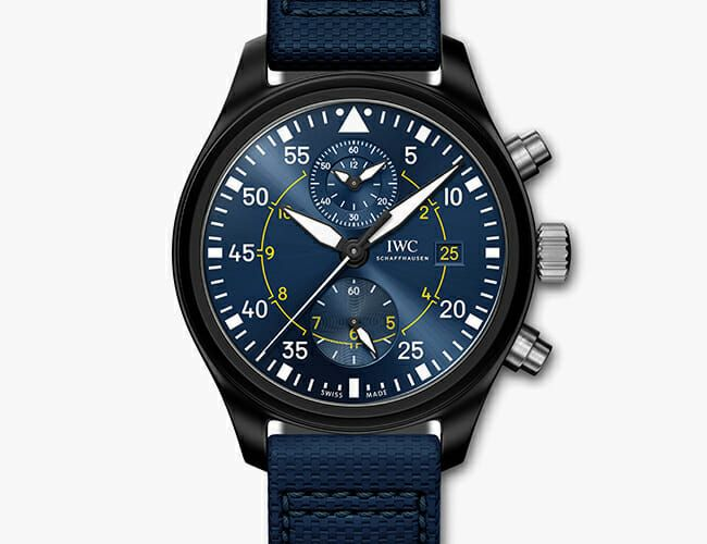 This Awesome Pilot's Watch Was Made for Some of the Best Pilots in the World