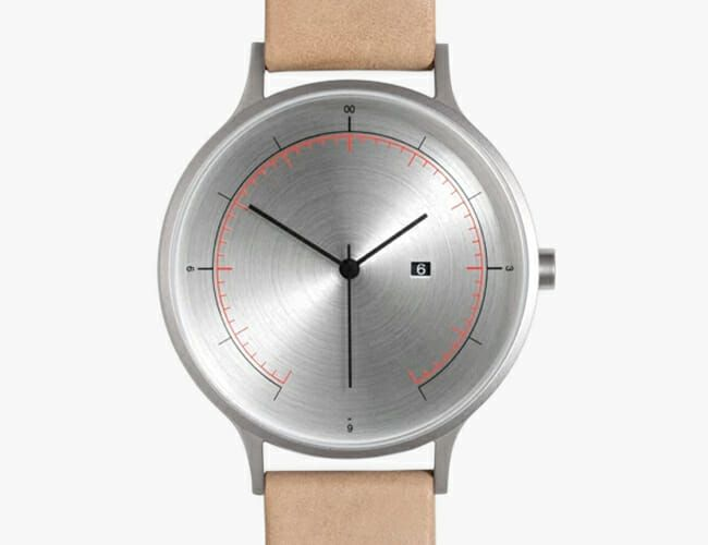 This Cool Minimalist Watch Is Less Than $250