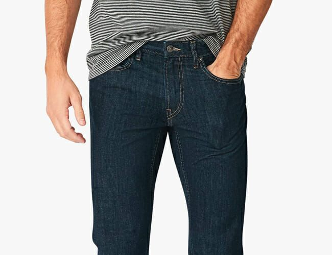 These $27 Jeans Are Made with Legendary American Denim