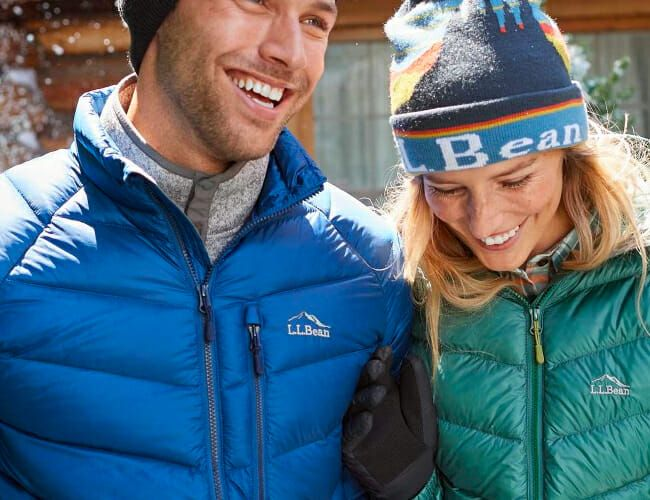Everything at L.L. Bean Is 20% Off Today