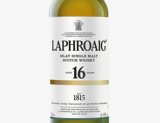 Laphroaig's New 16-Year-Old Scotch Whisky Is the Perfect Holiday Gift (For Yourself)