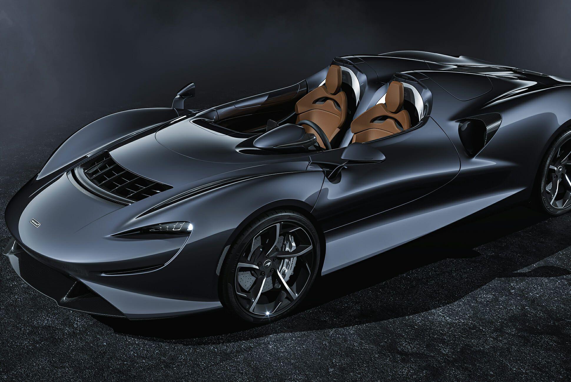 McLaren's New Car Costs $1.69M, But You Don't Get Windows