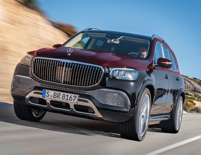 Mercedes-Maybach Just Revealed the World's Most Opulent SUV