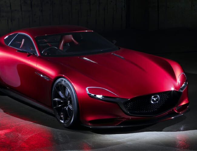 A New Rotary-Powered Mazda Sports Car Looks More Likely Than Ever