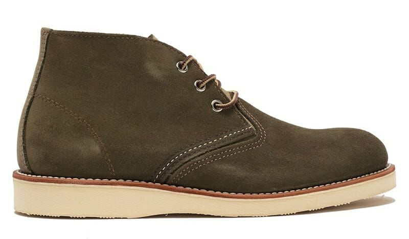 red wing closeout