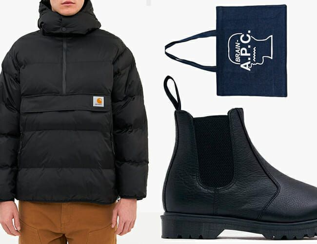 Save on Carhartt WIP, RRL, A.P.C. and More at Need Supply