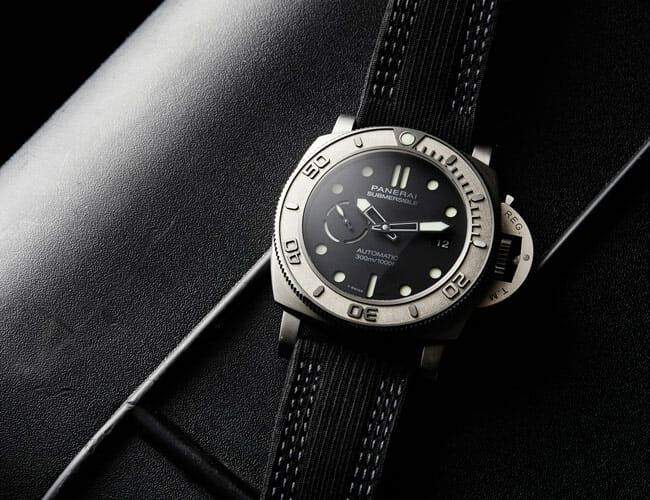 This Panerai Is the Oversized Dive Watch You've Been Lusting After