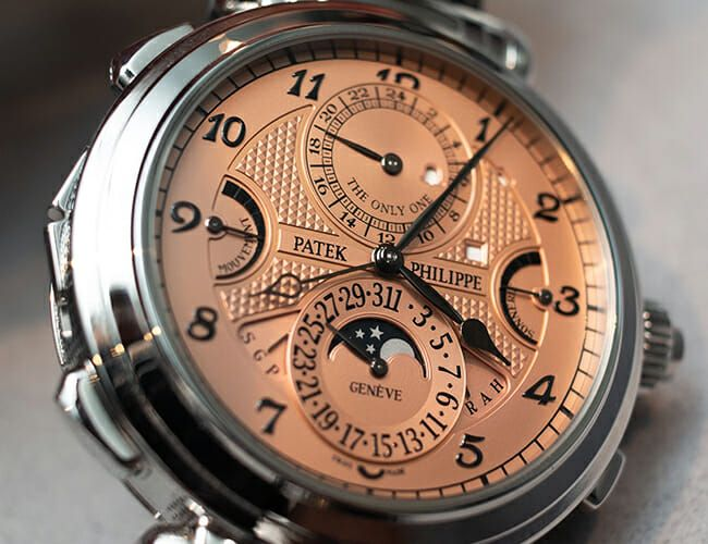 Will This Patek Philippe Be the Most Expensive Watch Ever Sold?
