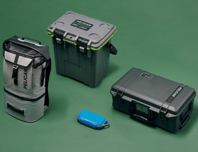 All the Pelican Cases You Need to Protect Your Goods
