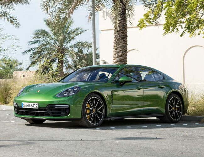 The Porsche Panamera GTS Is a Sports Car for the Whole Family