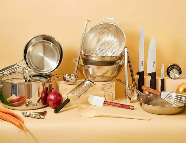 You Could Outfit Your Entire Kitchen on the Cheap with This Sale