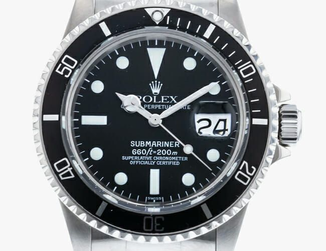 From Rolex to Omega, Tons of Luxury Watches Are on Sale Right Now