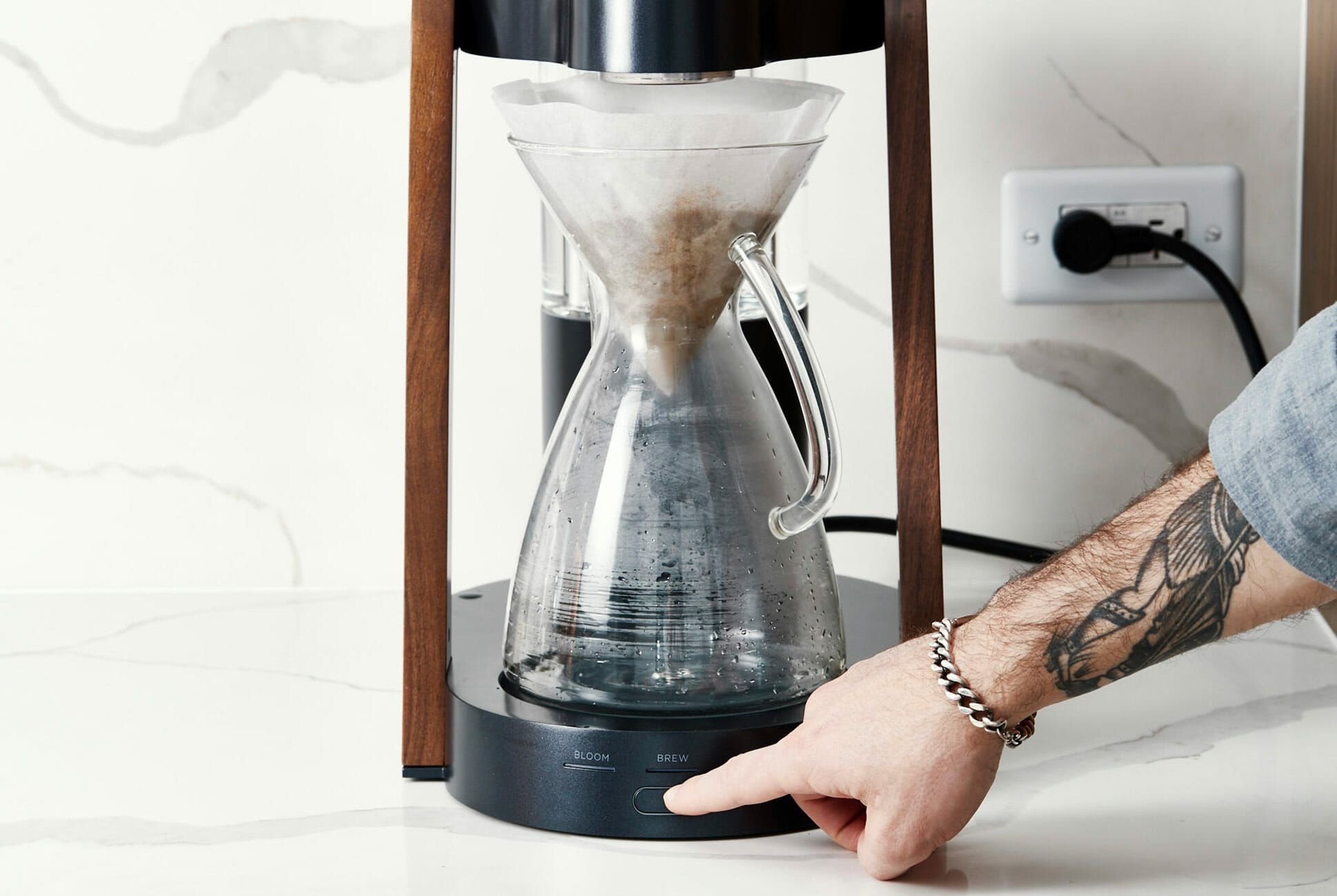 Ratio Eight Pour Over Coffee Maker