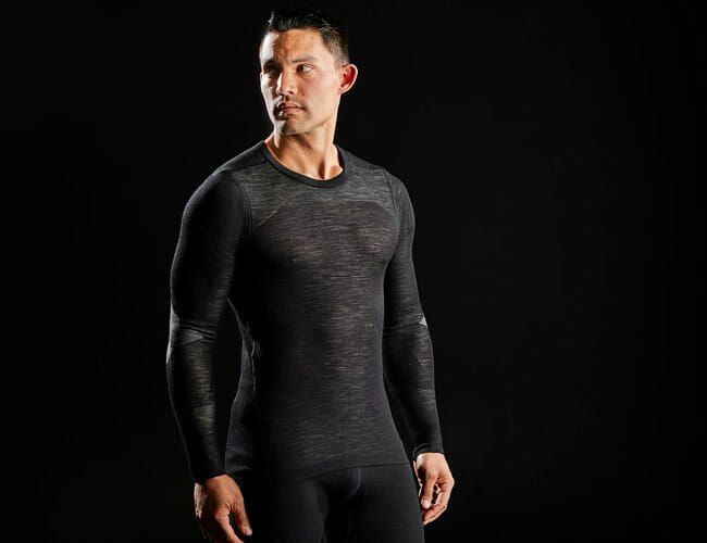 This Innovative Base Layer Is Designed for Thermoregulation