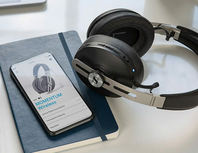 The New Sennheiser Headphones That Should Be on Your Holiday Gift List
