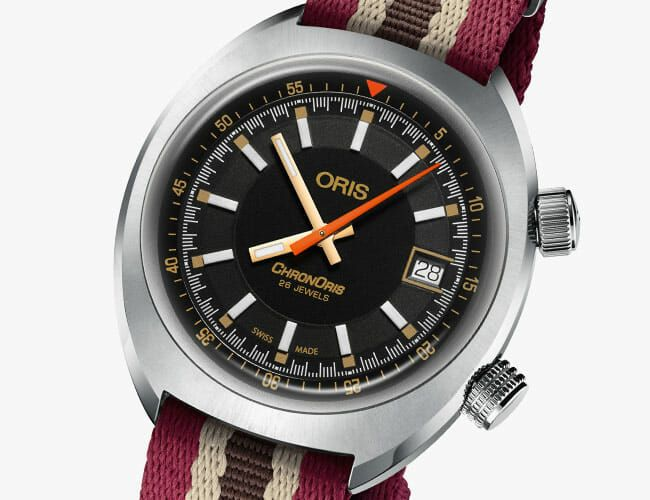 This Style-Forward Oris Watch Is Backed by a Good Cause