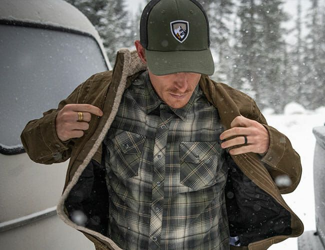 Today in Gear: A Fleece-Lined Canvas Jacket, Tesla's Pickup Truck & More