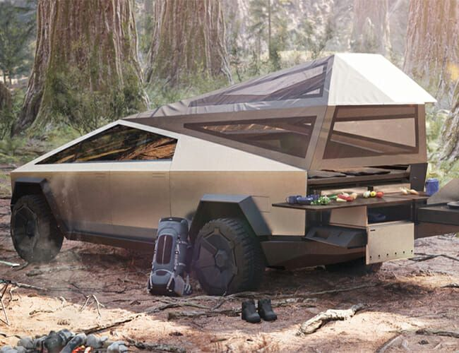 Tesla's Pickup Truck Is Here, and It's More Insane Than We Ever Imagined