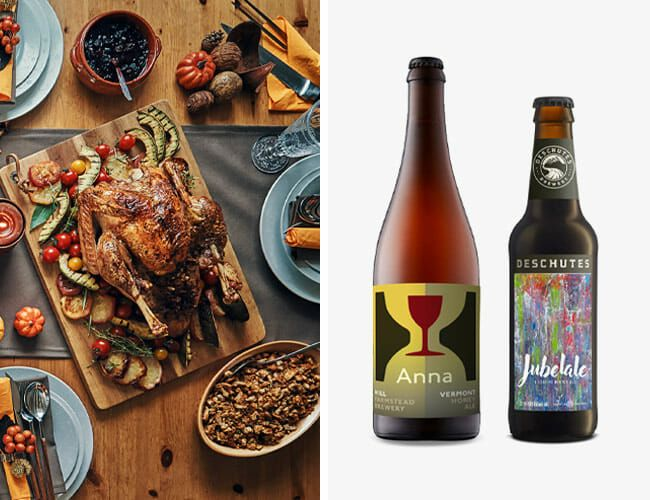 6 of Best Beers to Drink on Thanksgiving, According to Brewers