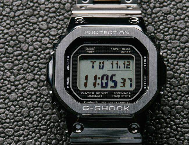 The New G-SHOCK Is Tougher Than Ever and True to Its Roots