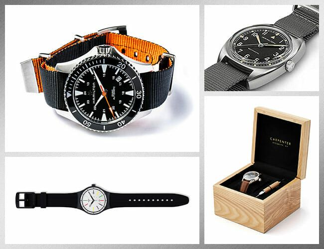 These Are the Best Affordable Mechanical Watches to Gift This Holiday Season