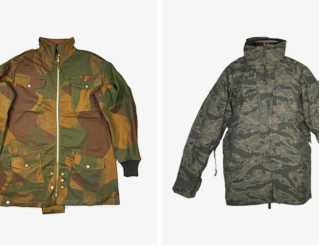 These Vintage Military Uniforms Feature the Forerunners of Modern Performance Materials