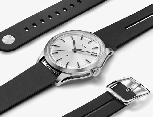 This Affordable, Automatic Timex Watch May Be the Brand's Best Yet