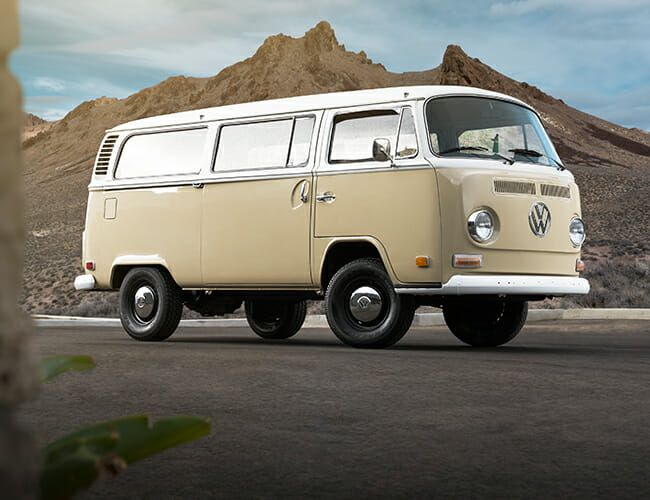 Volkswagen Made an Electric VW Bus, And It's Incredibly Cool