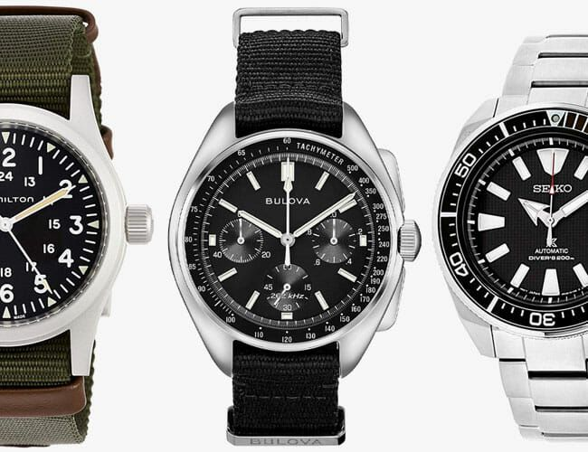5 Affordable Watches We Hope to See on Sale This Black Friday