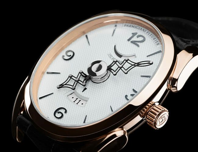 This Watch's Ingenious Hands Are Like None You've Ever Seen