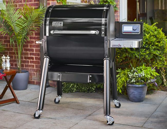 Weber's Newest Grill Is a Glimpse Into the Future of Grilling
