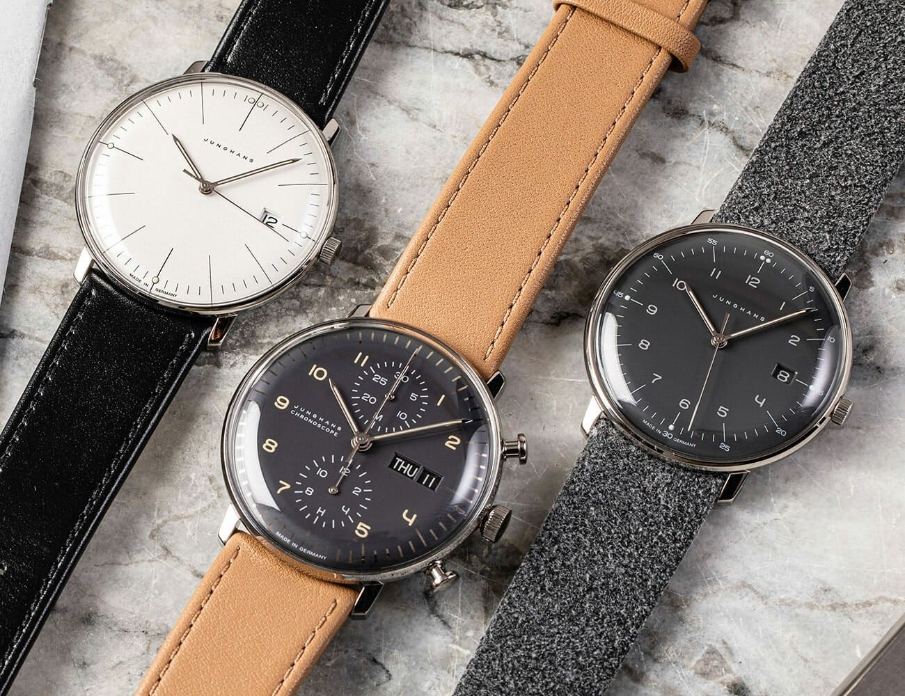 Junghans Max Bill Collection