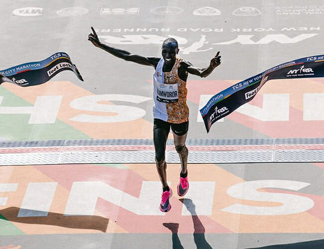 What the Pros Were Wearing at the New York City Marathon