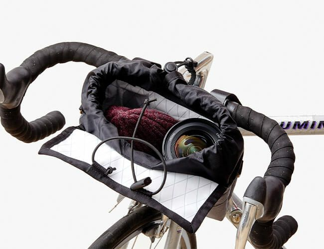 Outer Shell Handlebar bag
