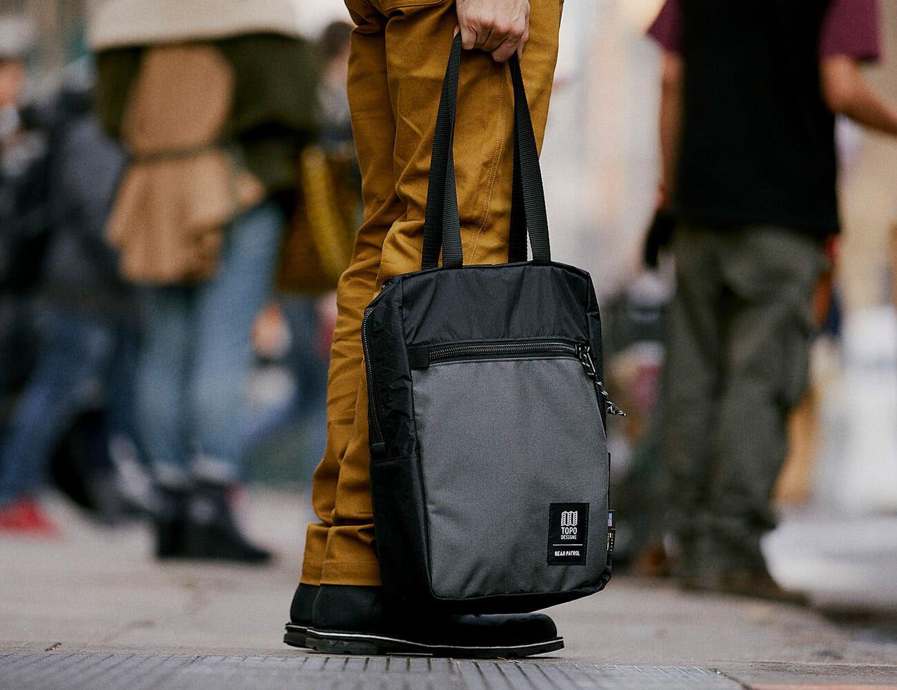 Topo Designs x Gear Patrol Backpack Tote