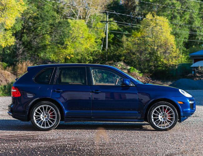 The Unicorn of Porsche SUVs Is Yours for the Taking