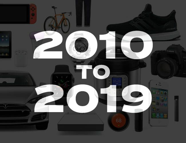 Reader Survey: What Was the Best Gear to Come out This Decade?